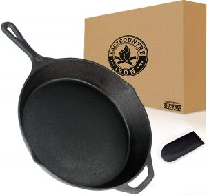 Best 10 Inch Cast Iron Skillets