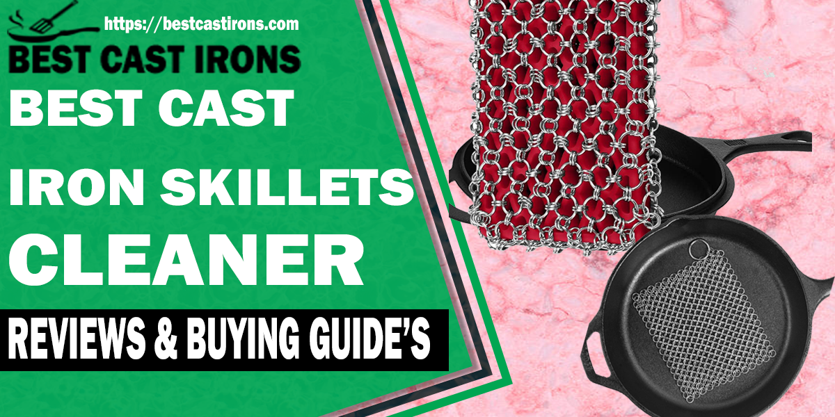 best-cast-iron-skillets cleaner