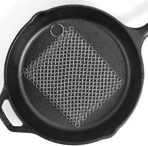 best cast iron skillets cleaner