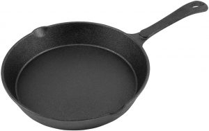 best cast iron skillets for camping
