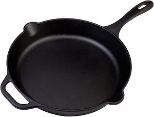 best cast iron skillets for eggs